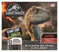 Coverbild Jurassic World: Das gefallene Königreich. Erwecke die Dinos zum Leben von Caroline Rowlands, 9783831036103
