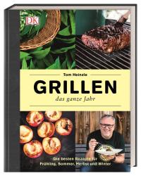 Coverbild Grillen – das ganze Jahr von Tom Heinzle, 9783831036400