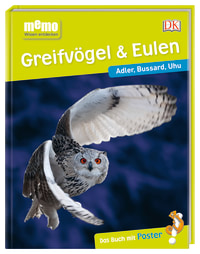 Coverbild memo Wissen entdecken. Greifvögel & Eulen, 9783831036790