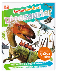 Coverbild Superchecker! Dinosaurier, 9783831036844