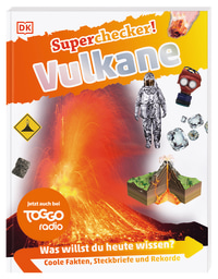 Coverbild Superchecker! Vulkane, 9783831036875
