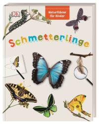 Coverbild Naturführer für Kinder. Schmetterlinge, 9783831036936