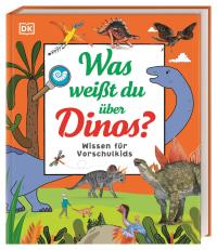 Coverbild Was weißt du über Dinos?, 9783831036950
