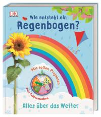 Coverbild Wie entsteht ein Regenbogen?, 9783831036974