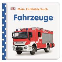 Coverbild Mein Fühlbilderbuch. Fahrzeuge von Franziska Jaekel, 9783831037117