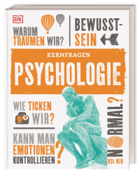 Coverbild Kernfragen Psychologie von Marcus Weeks, 9783831037124