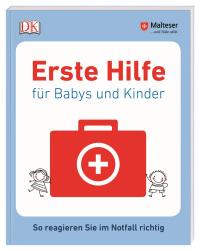 Coverbild Erste Hilfe für Babys und Kinder von Malteser, 9783831037186