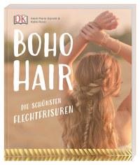 Coverbild Boho Hair von Heidi Marie Garrett, Katie Rossi, 9783831037391