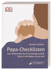 Coverbild Papa-Checklisten von Michael Schöttler, 9783831037407