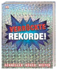 Coverbild Verrückte Rekorde!, 9783831037414