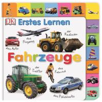 Coverbild Erstes Lernen. Fahrzeuge, 9783831037490