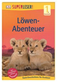 Coverbild SUPERLESER! Löwen-Abenteuer, 9783831037513