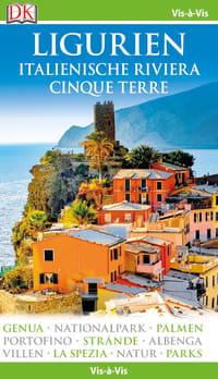 Coverbild Vis-à-Vis Reiseführer Ligurien, Italienische Riviera, Cinque Terre, 9783734202087