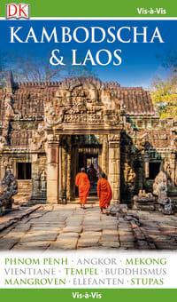 Coverbild Vis-à-Vis Reiseführer Kambodscha & Laos, 9783734202094