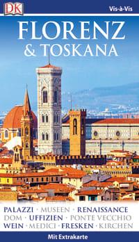Coverbild Vis-à-Vis Reiseführer Florenz & Toskana, 9783734202124