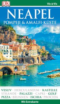Coverbild Vis-à-Vis Reiseführer Neapel, Pompeji & Amalfi-Küste, 9783734202247