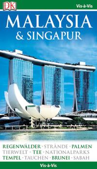 Coverbild Vis-à-Vis Reiseführer Malaysia & Singapur, 9783734202278