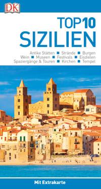 Coverbild Top 10 Reiseführer Sizilien, 9783734205866