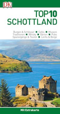 Coverbild Top 10 Reiseführer Schottland, 9783734205873
