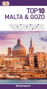 Coverbild Top 10 Reiseführer Malta & Gozo, 9783734205897