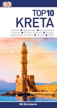 Coverbild Top 10 Reiseführer Kreta, 9783734205910