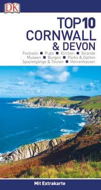 Coverbild Top 10 Reiseführer Cornwall & Devon, 9783734205934