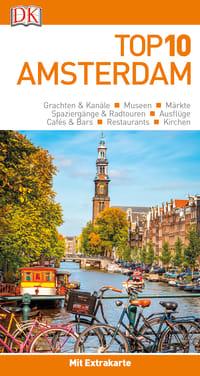 Coverbild Top 10 Reiseführer Amsterdam, 9783734205941