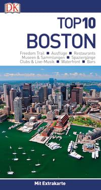 Coverbild Top 10 Reiseführer Boston, 9783734205958