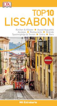 Coverbild Top 10 Reiseführer Lissabon, 9783734205965