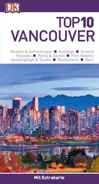 Coverbild Top 10 Reiseführer Vancouver, 9783734205972