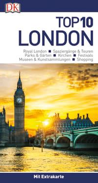 Coverbild Top 10 Reiseführer London, 9783734205996