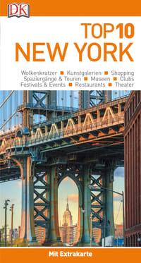 Coverbild Top 10 Reiseführer New York, 9783734206009
