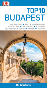 Coverbild Top 10 Reiseführer Budapest, 9783734206016
