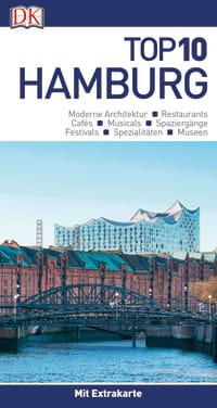 Coverbild Top 10 Reiseführer Hamburg, 9783734206023