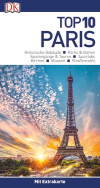Coverbild Top 10 Reiseführer Paris, 9783734206030