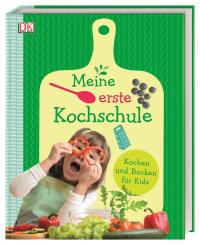 Coverbild Meine erste Kochschule, 9783831036905