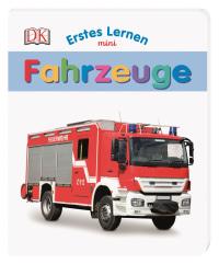 Coverbild Erstes Lernen mini. Fahrzeuge, 9783831037087
