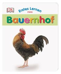 Coverbild Erstes Lernen mini. Bauernhof, 9783831037094