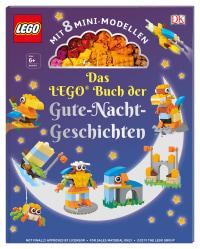 Coverbild Das LEGO® Buch der Gute-Nacht-Geschichten von Tori Kosara, 9783831037759
