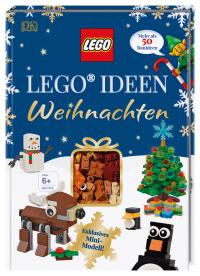 Coverbild LEGO® Ideen Weihnachten von Elizabeth Dowsett, 9783831037766