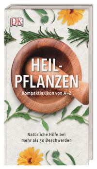 Coverbild Heilpflanzen Kompaktlexikon von A–Z von Andrew Chevallier, 9783831038008