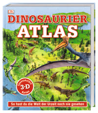 Coverbild Dinosaurier-Atlas, 9783831038060