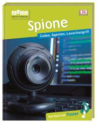 Coverbild memo Wissen entdecken. Spione von Richard Platt, 9783831038107