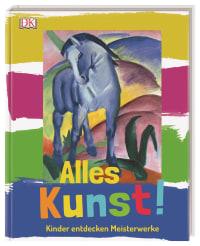 Coverbild Alles Kunst!, 9783831038213