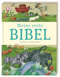 Coverbild Meine erste Bibel von Diana Mayo, 9783831038299