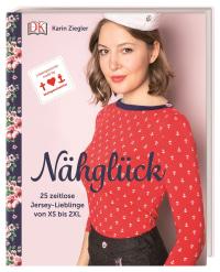 Coverbild Nähglück von Karin Ziegler, 9783831038350