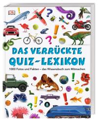 Coverbild Das verrückte Quiz-Lexikon, 9783831038473