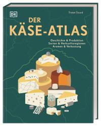 Coverbild Der Käse-Atlas von Tristan Sicard, 9783831038480