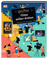 Coverbild Harry Potter™ Filme selber drehen von Bryan Michael Stoller, 9783831038510