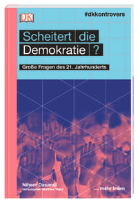Coverbild #dkkontrovers. Scheitert die Demokratie? von Niheer Dasandi, 9783831038541